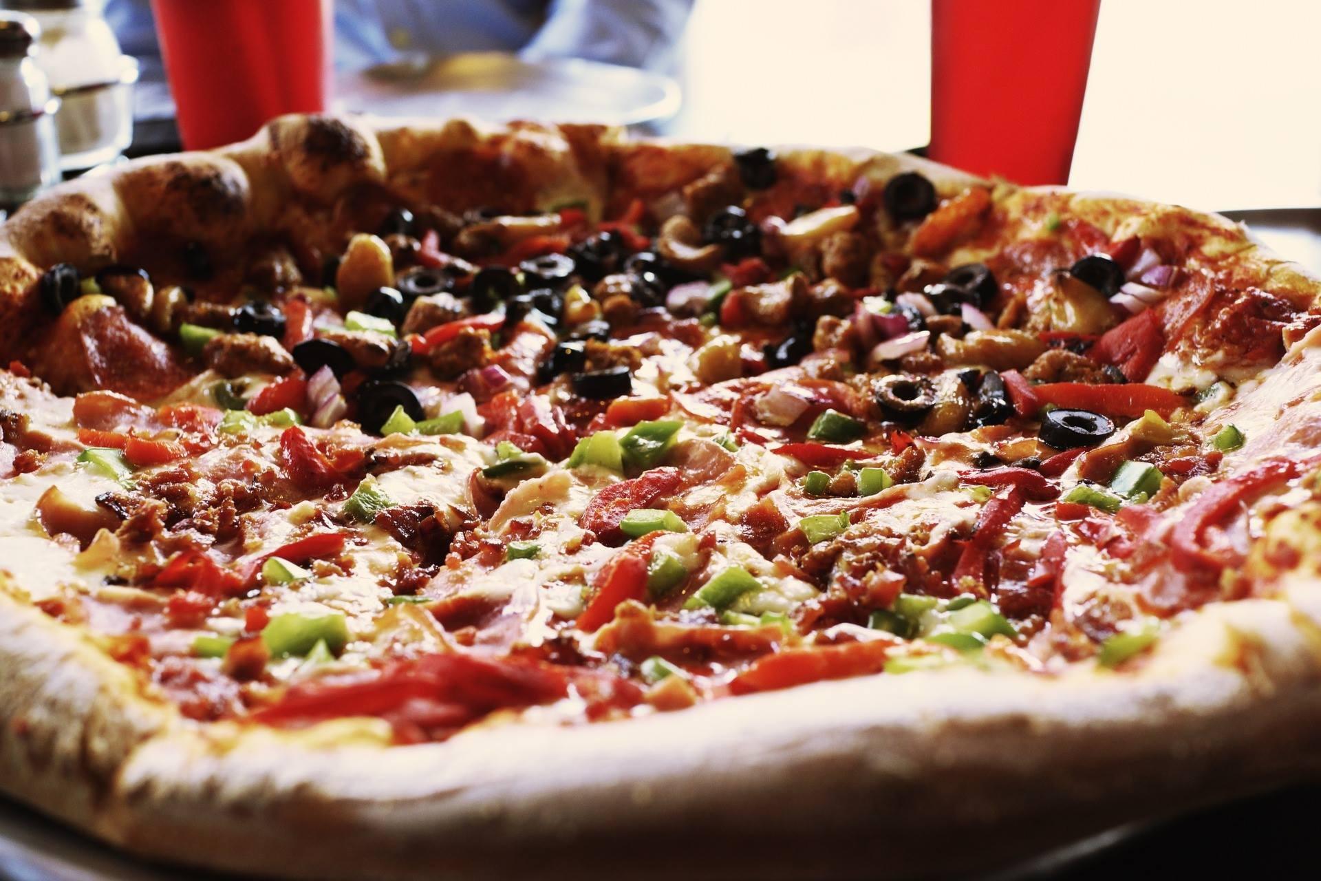 Casse-croûte Frais Délices : amenez-en, de la pizza !