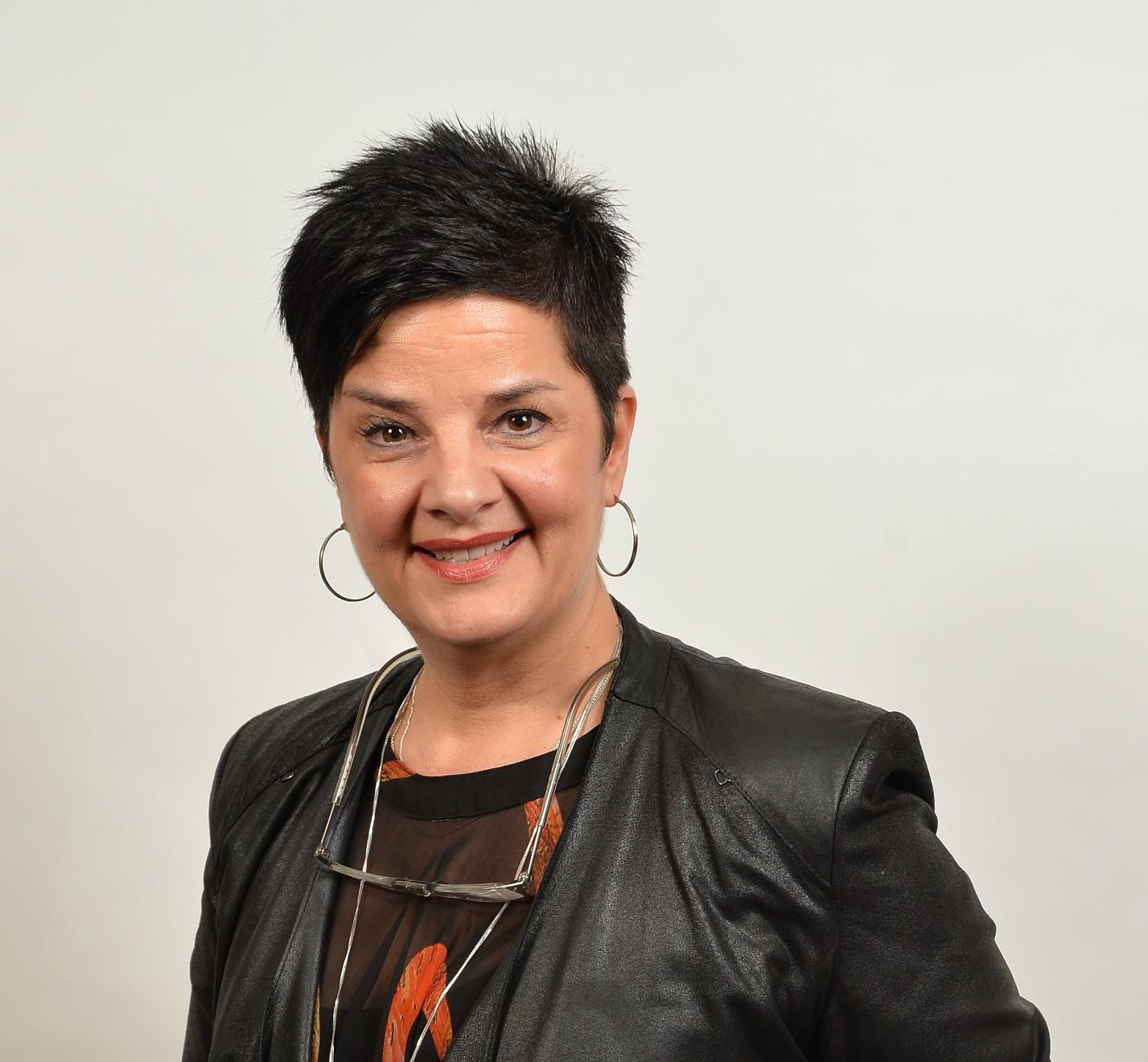 Denise Poitras, propriétaire, photo de 2014