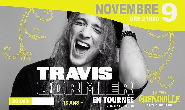 Travis Cormier
